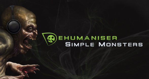 Dehumaniser Simple Monsters with FREE Tiger Library