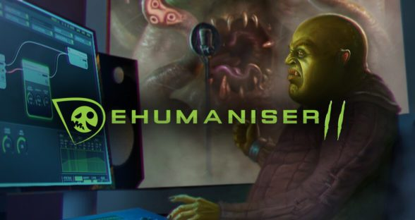 Dehumaniser 2 with FREE Tiger Library
