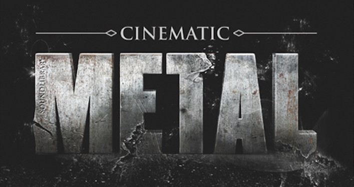 Cinematic Metal Bundle