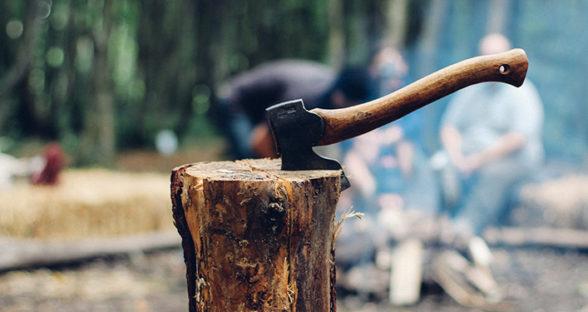 Destruction: Wood Impact