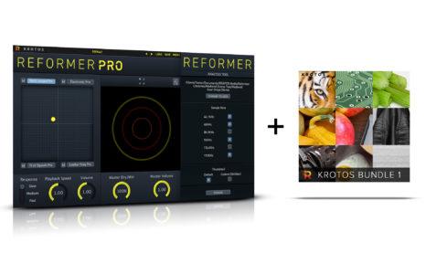 Reformer Pro with Krotos Bundle