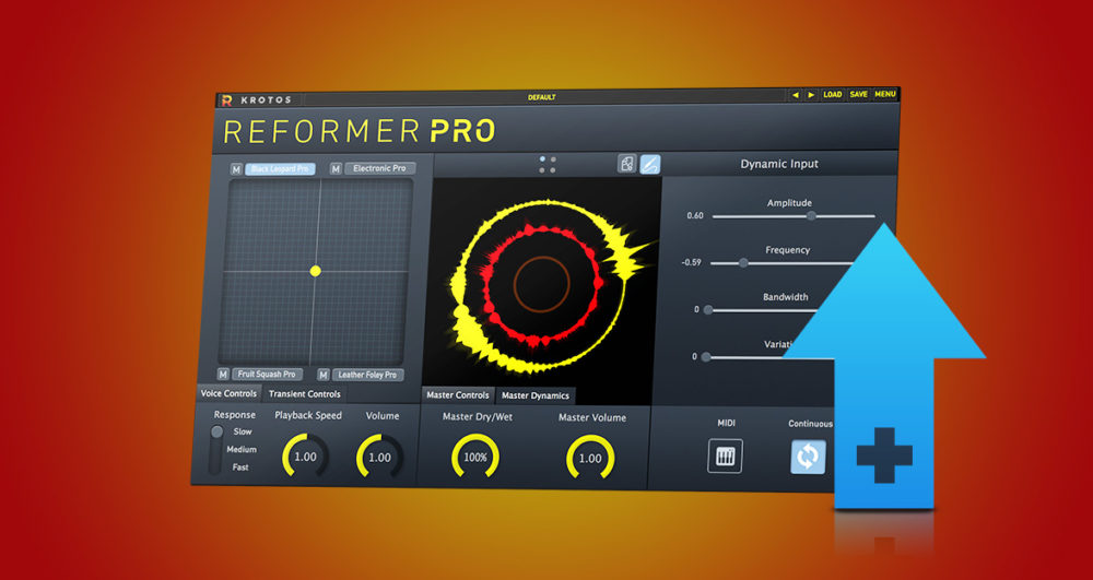 Reformer Pro ➤ Sound Design Bundle
