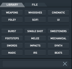 Weaponiser 1.3.0 Update