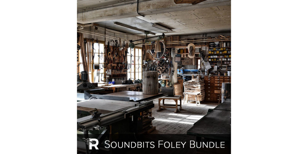 Soundbit Foley Sound Effects Library Cover