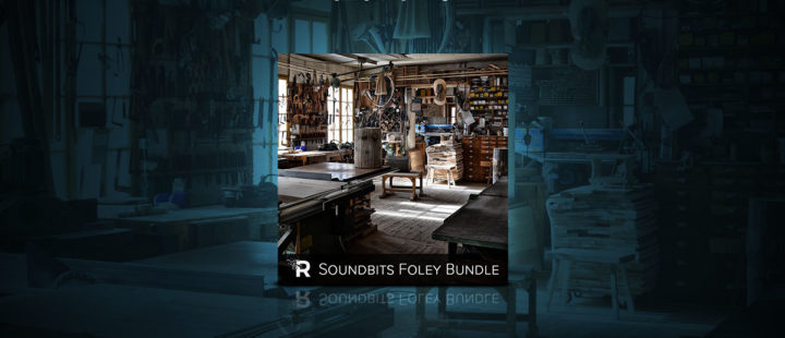 Soundbits Foley Sound Effects Library Bundle