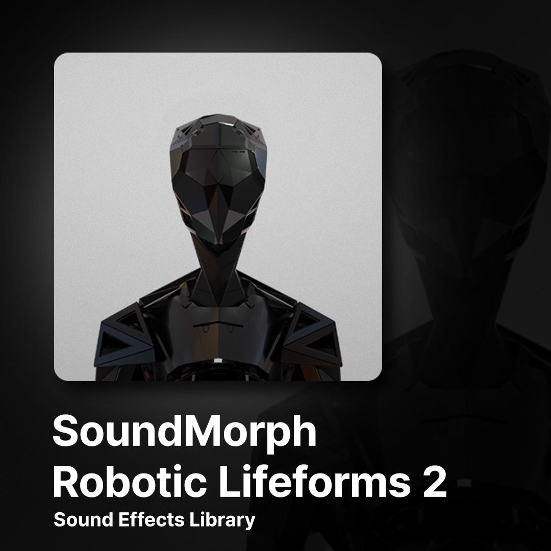 SoundMorph Robotic Lifeforms 2