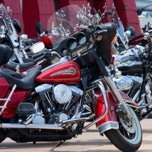 Harley Davidson 99 Hog
