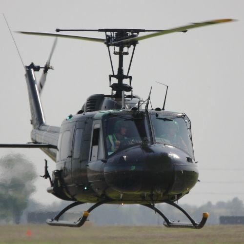 The Huey UH-1H