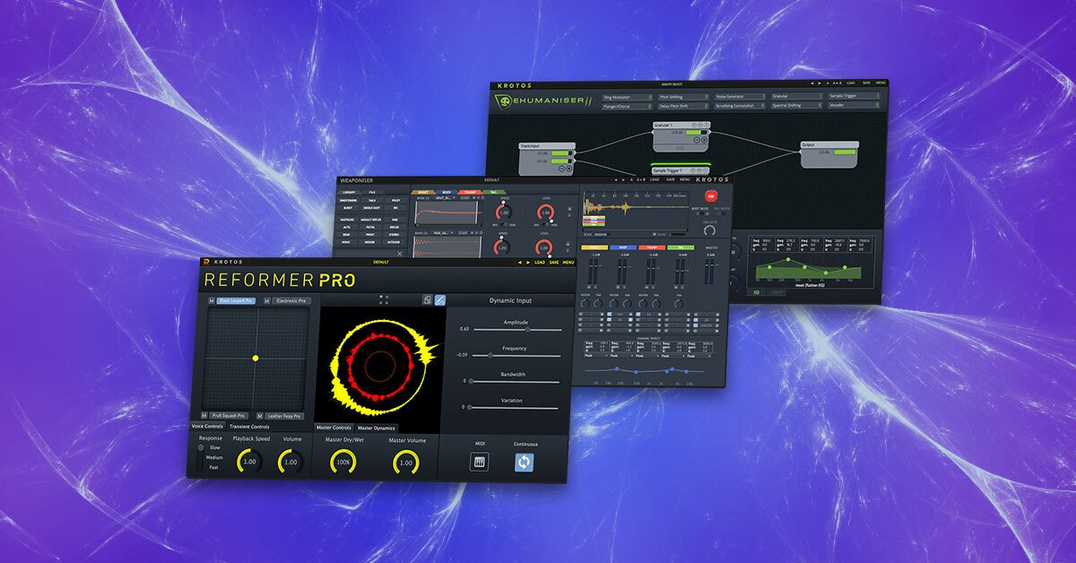 Krotos Sound Design Bundle