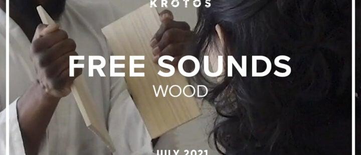 Free Sounds Wood