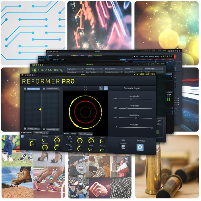 Sound Design Bundle 2